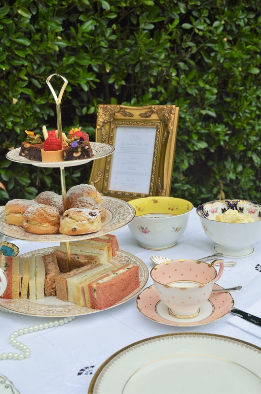 Afternoon Tea Cake Stand Hire London
