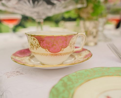Vintage teacup hire Kent