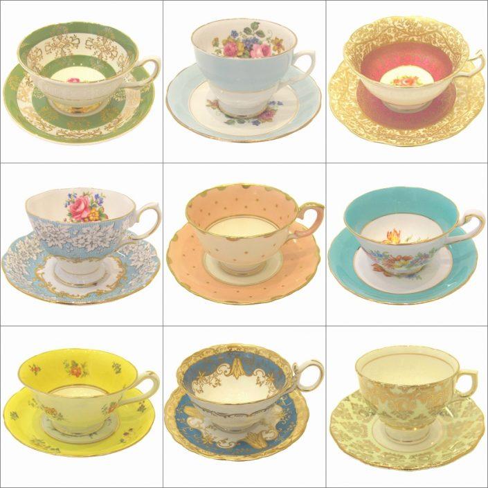 Vintage Teacup Hire