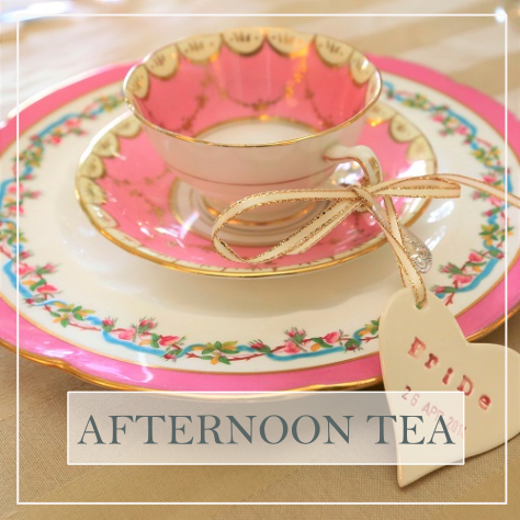 Vintage Teacup Hire Kent