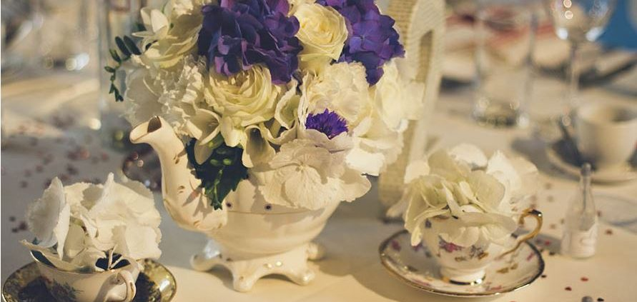 Vintage crockery hire Essex