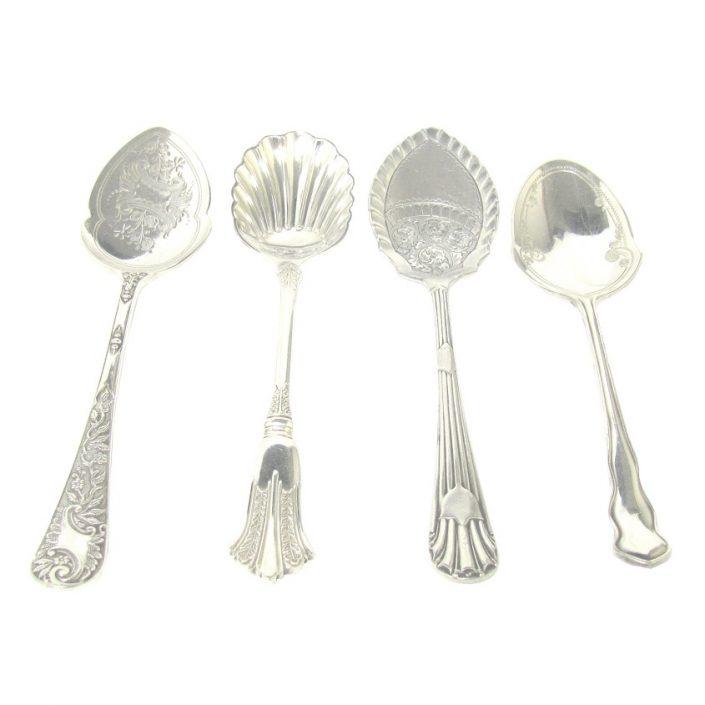 Vintage cutlery hire