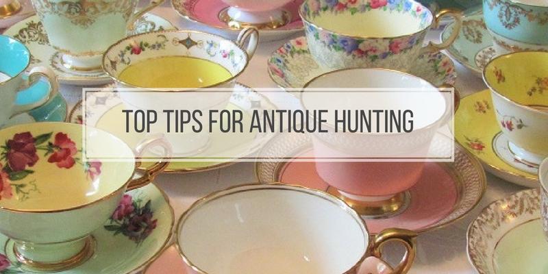 Buying vintage teacups