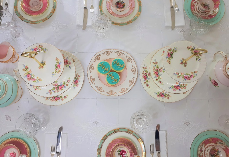 Afternoon tea hire in Surrey