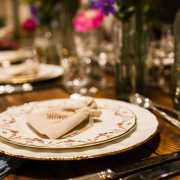 Luxury vintage plate hire in Kent, Sussex and London