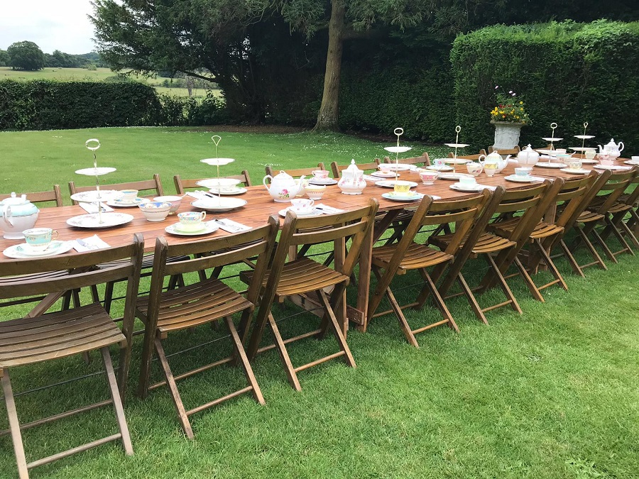Summer event hire
