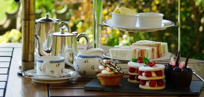 National afternoon tea week 2019