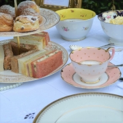 Vintage china hire East grinstead